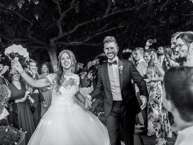 La boda de Iván y Raquel en Sant Vicenç De Montalt, Barcelona 55