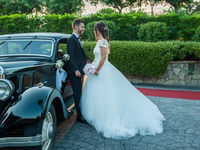 La boda de Iván y Raquel en Sant Vicenç De Montalt, Barcelona 57