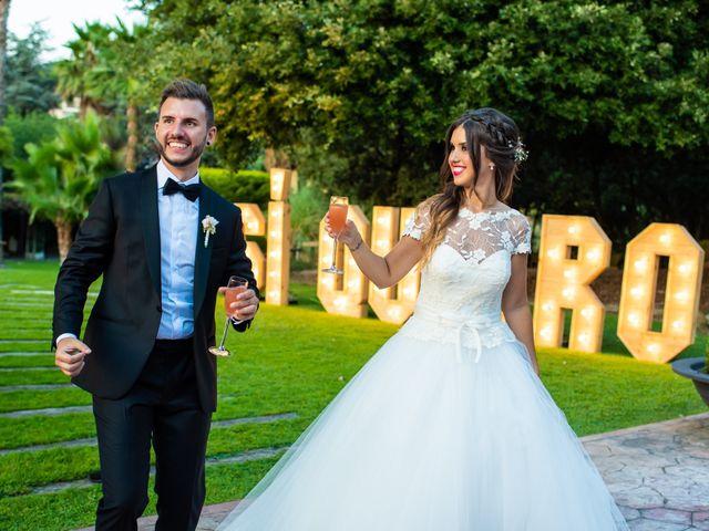 La boda de Iván y Raquel en Sant Vicenç De Montalt, Barcelona 63