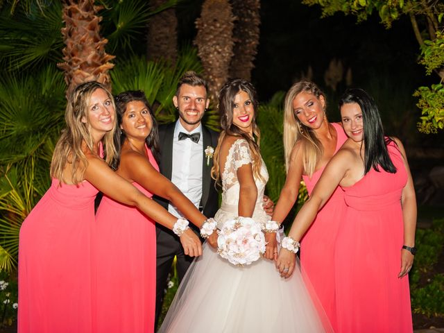 La boda de Iván y Raquel en Sant Vicenç De Montalt, Barcelona 64