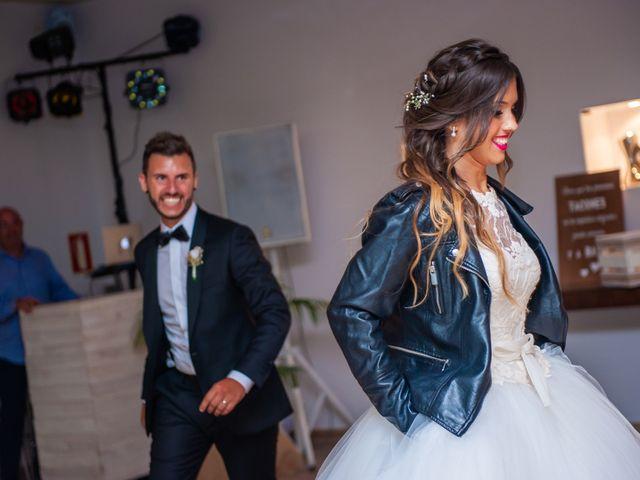 La boda de Iván y Raquel en Sant Vicenç De Montalt, Barcelona 69