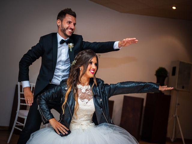 La boda de Iván y Raquel en Sant Vicenç De Montalt, Barcelona 71