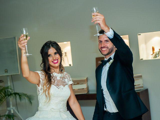 La boda de Iván y Raquel en Sant Vicenç De Montalt, Barcelona 78