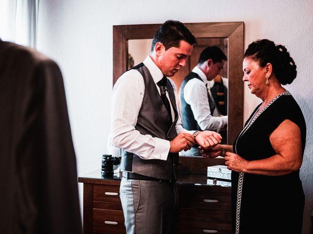 La boda de Diego y Leti en Barbate, Cádiz 1