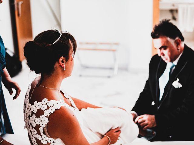 La boda de Diego y Leti en Barbate, Cádiz 13