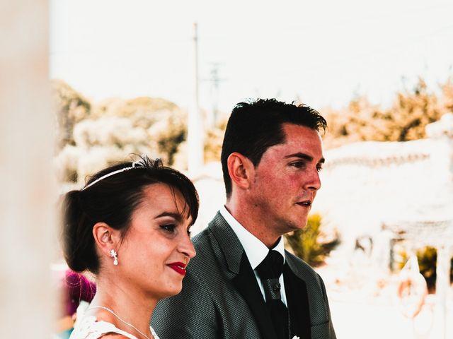 La boda de Diego y Leti en Barbate, Cádiz 21