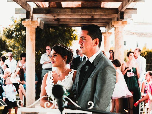 La boda de Diego y Leti en Barbate, Cádiz 23