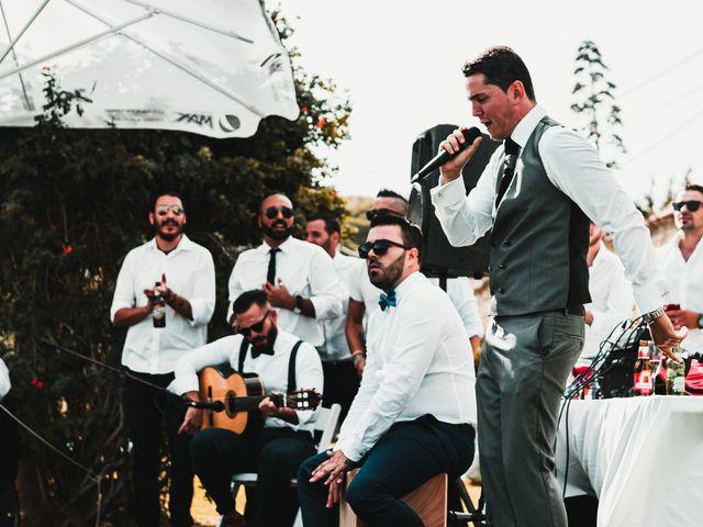 La boda de Diego y Leti en Barbate, Cádiz 24