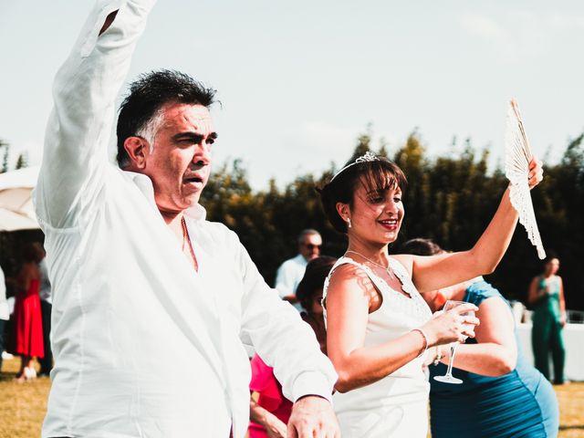 La boda de Diego y Leti en Barbate, Cádiz 25