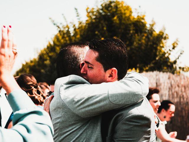 La boda de Diego y Leti en Barbate, Cádiz 26
