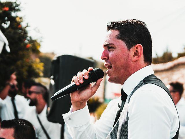 La boda de Diego y Leti en Barbate, Cádiz 27