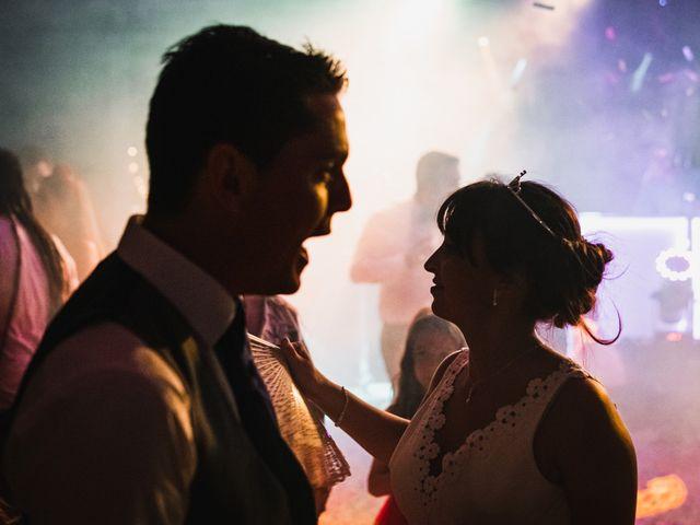 La boda de Diego y Leti en Barbate, Cádiz 29