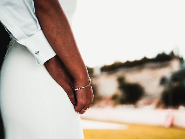 La boda de Diego y Leti en Barbate, Cádiz 36