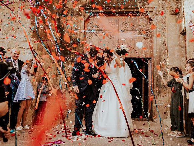 La boda de Marc y Arantxa en Torregrossa, Lleida 87