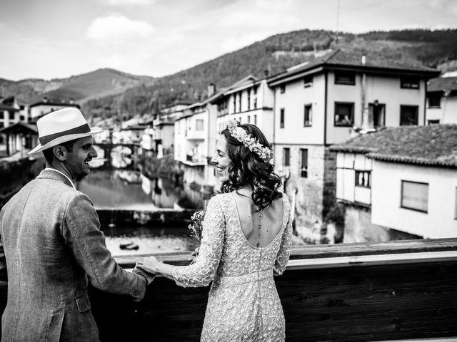 La boda de Alex y Irati en Orozco, Vizcaya 3