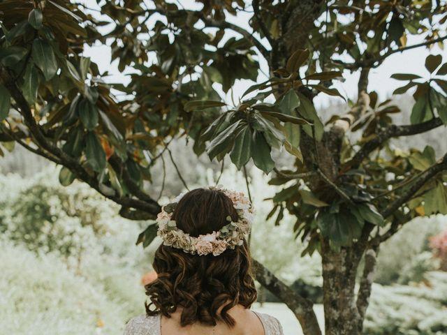 La boda de Alex y Irati en Orozco, Vizcaya 11