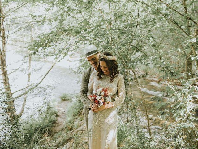 La boda de Alex y Irati en Orozco, Vizcaya 1