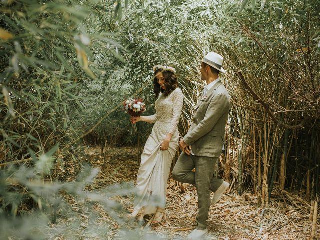 La boda de Alex y Irati en Orozco, Vizcaya 16