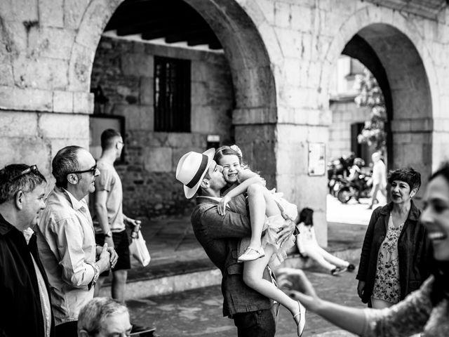 La boda de Alex y Irati en Orozco, Vizcaya 22