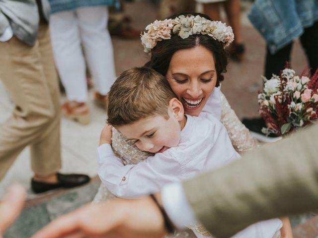 La boda de Alex y Irati en Orozco, Vizcaya 24