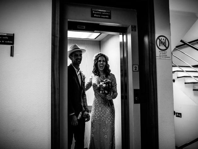 La boda de Alex y Irati en Orozco, Vizcaya 25