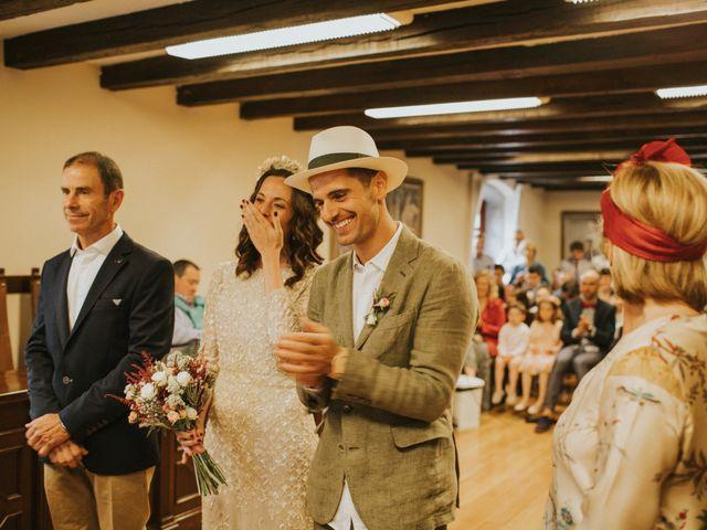La boda de Alex y Irati en Orozco, Vizcaya 27