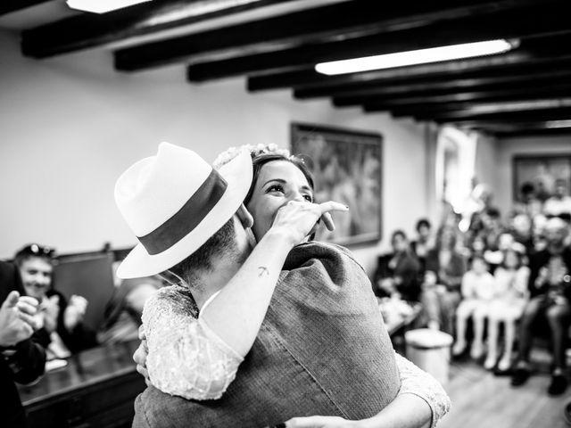 La boda de Alex y Irati en Orozco, Vizcaya 30