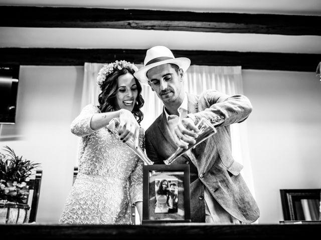 La boda de Alex y Irati en Orozco, Vizcaya 31