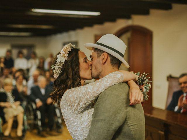 La boda de Alex y Irati en Orozco, Vizcaya 32