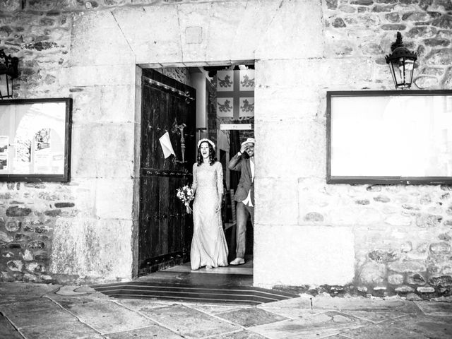La boda de Alex y Irati en Orozco, Vizcaya 33