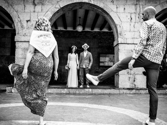 La boda de Alex y Irati en Orozco, Vizcaya 34
