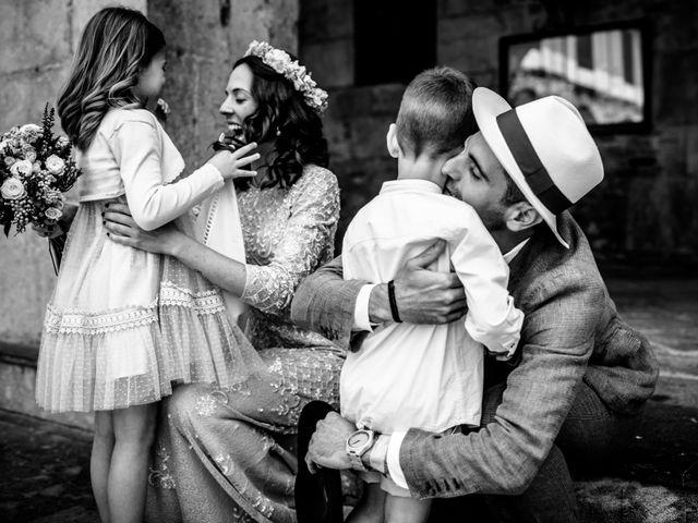 La boda de Alex y Irati en Orozco, Vizcaya 35
