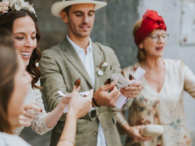 La boda de Alex y Irati en Orozco, Vizcaya 38