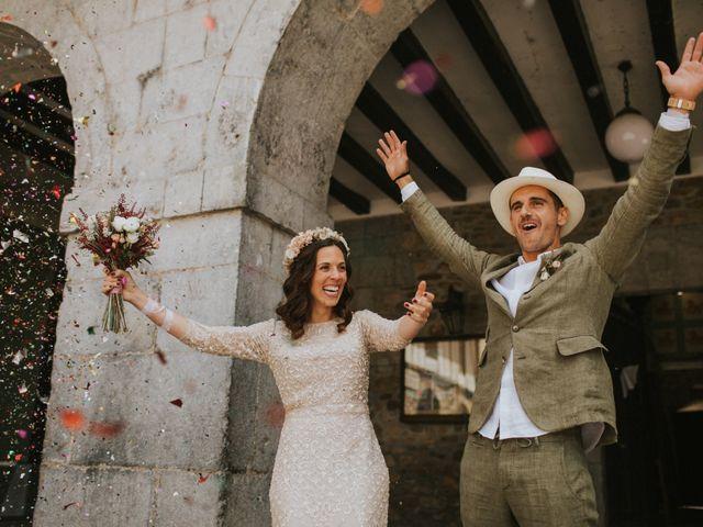 La boda de Alex y Irati en Orozco, Vizcaya 40