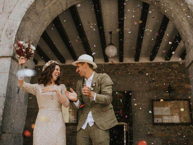 La boda de Alex y Irati en Orozco, Vizcaya 41