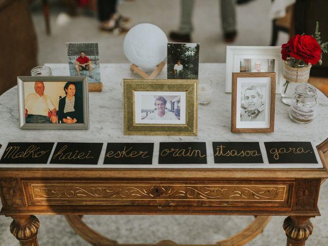 La boda de Alex y Irati en Orozco, Vizcaya 43
