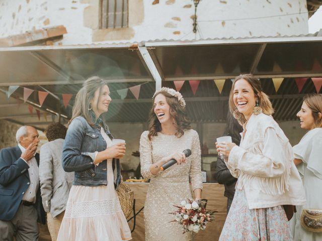 La boda de Alex y Irati en Orozco, Vizcaya 46