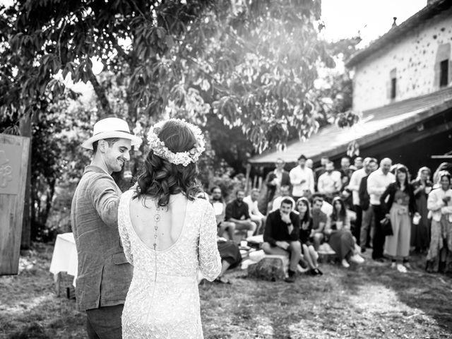 La boda de Alex y Irati en Orozco, Vizcaya 49