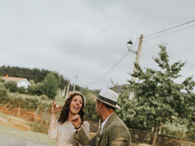 La boda de Alex y Irati en Orozco, Vizcaya 51