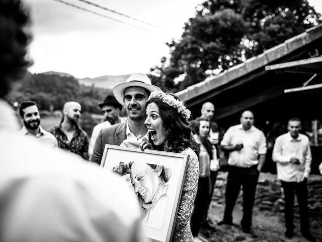 La boda de Alex y Irati en Orozco, Vizcaya 55