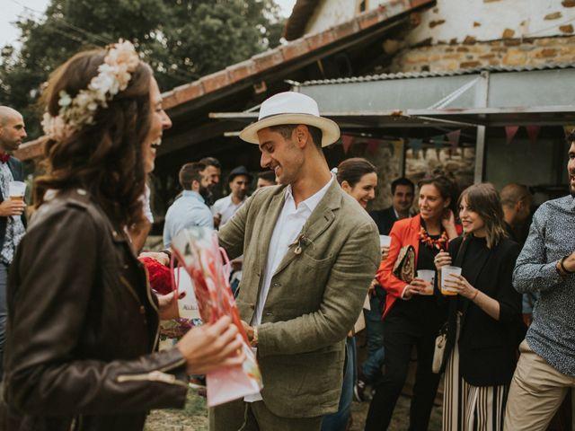 La boda de Alex y Irati en Orozco, Vizcaya 56