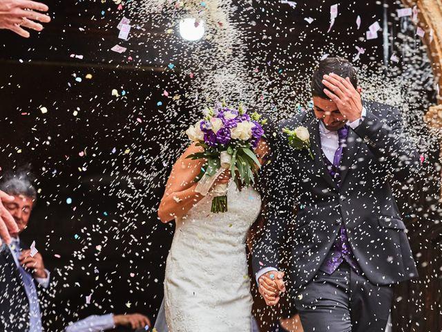 La boda de Azahara y David