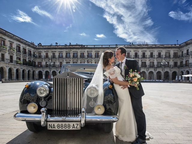 La boda de Jorge y Elena en Vitoria-gasteiz, Álava 14