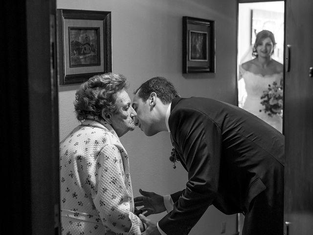 La boda de Jorge y Elena en Vitoria-gasteiz, Álava 17