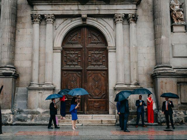 La boda de Jorge y Lara en Alcalá De Henares, Madrid 16