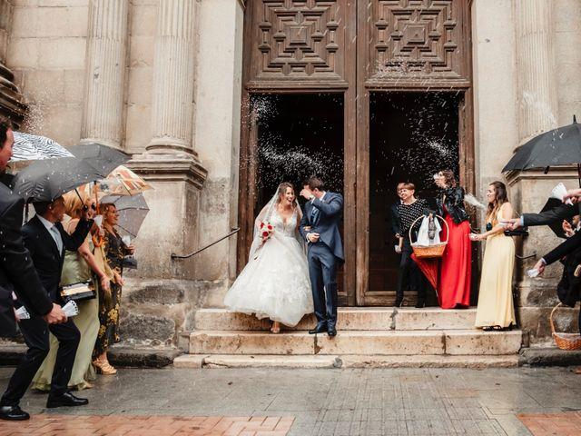 La boda de Jorge y Lara en Alcalá De Henares, Madrid 19