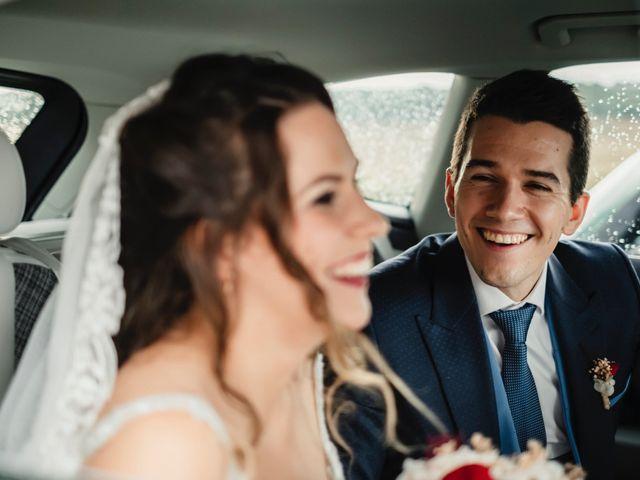 La boda de Jorge y Lara en Alcalá De Henares, Madrid 22