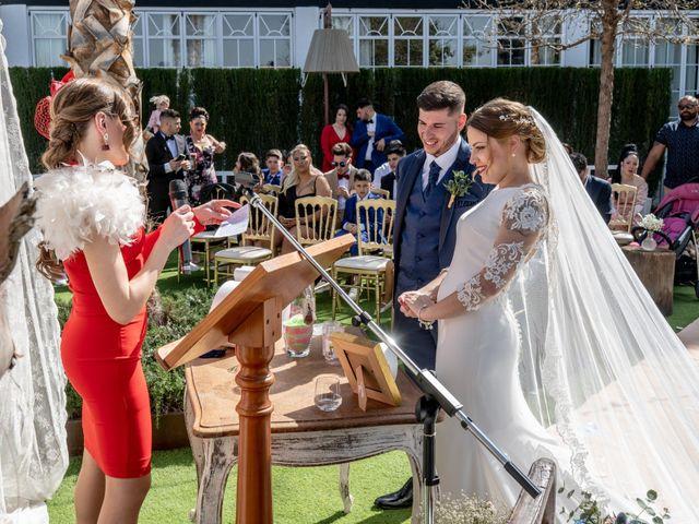 La boda de Cheito y Laura en Granada, Granada 16