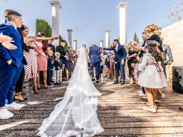 La boda de Cheito y Laura en Granada, Granada 19
