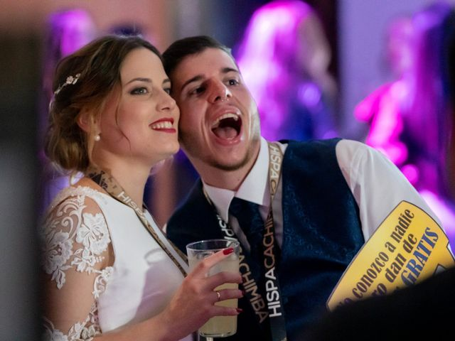 La boda de Cheito y Laura en Granada, Granada 29